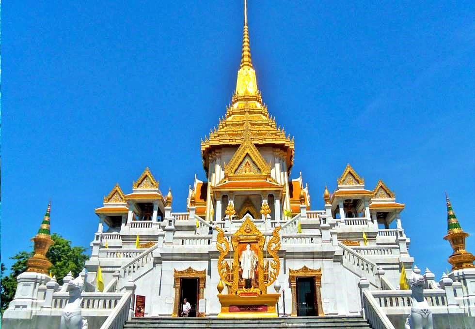 CHÙA PHẬT VÀNG (Golden Buddha).