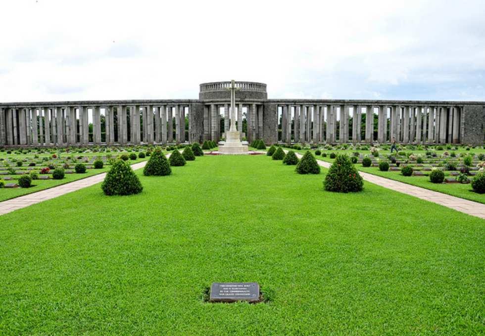 Đài tưởng niệm Htauk Kyant