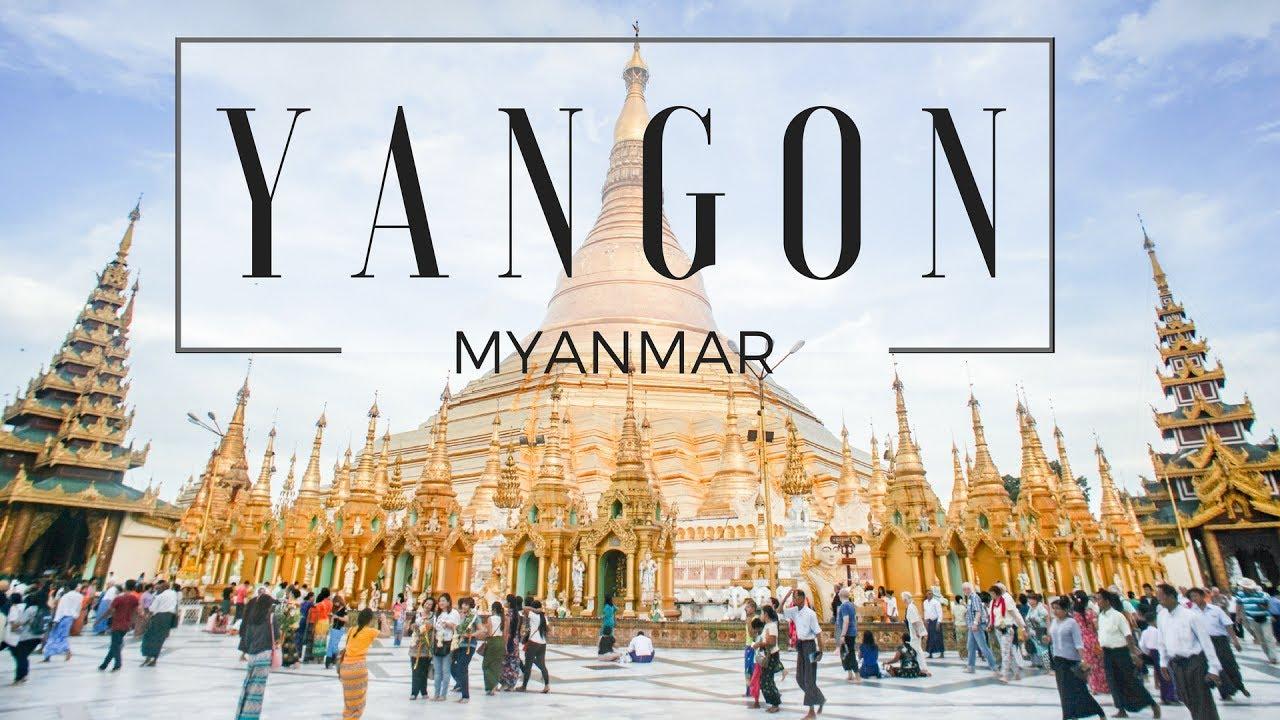Yan gon Myanmar