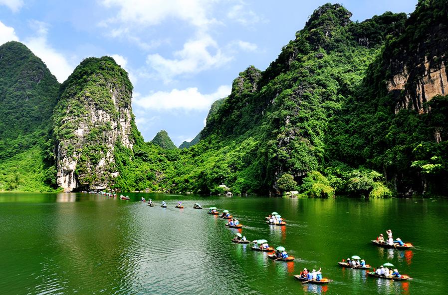 Khu du lịch Tràng An Ninh Bình