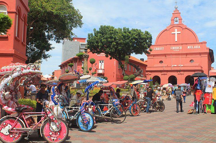 Quảng trường Hà Lan tại Malayxia
