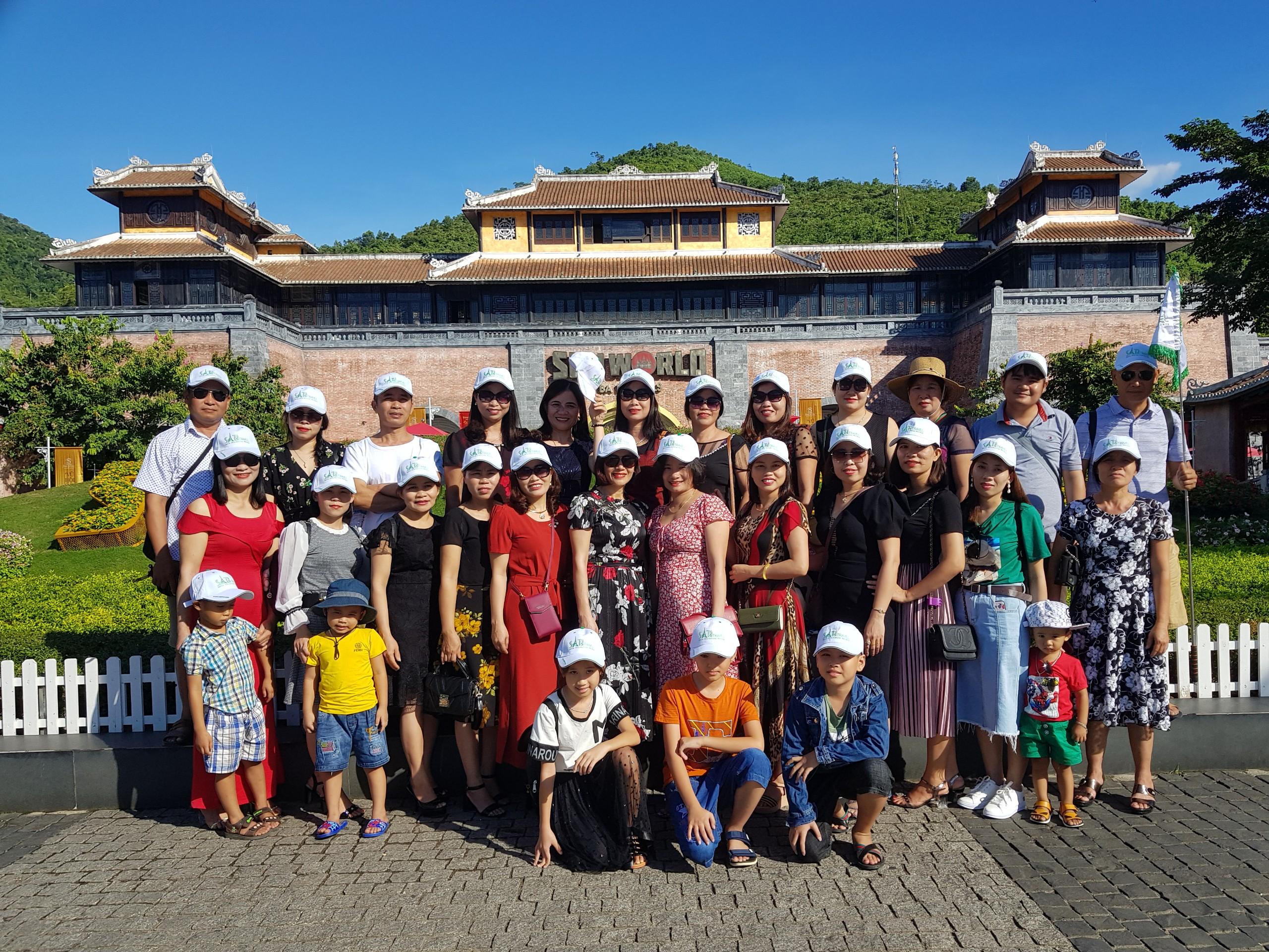 Đà nẵng cũng là một địa điểm du lịch được du khách ưa thích