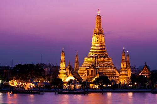 Thái lan đất nước của những ngôi chùa đẹp và linh thiêng