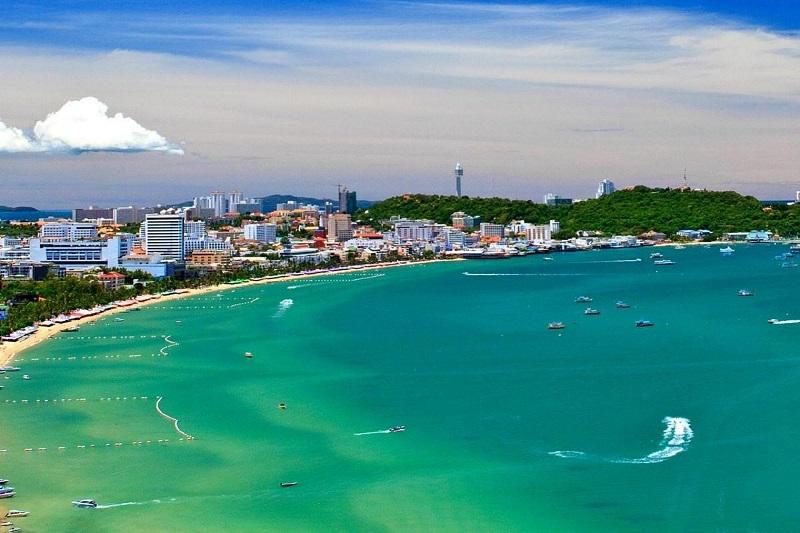 Bãi biển Pattaya - Thái Lan