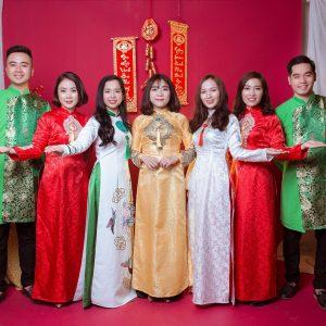 Đội ngũ nhân viên Sab Travel trẻ trung năng động