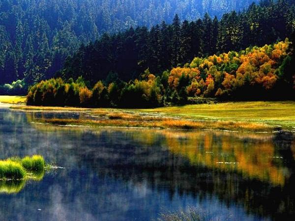 Bạn sẽ mãn nhãn với cảnh đẹp của Công viên rừng quốc gia Potatso