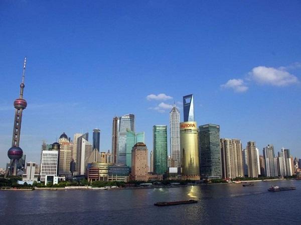 Thượng hải thành phố sầm uất