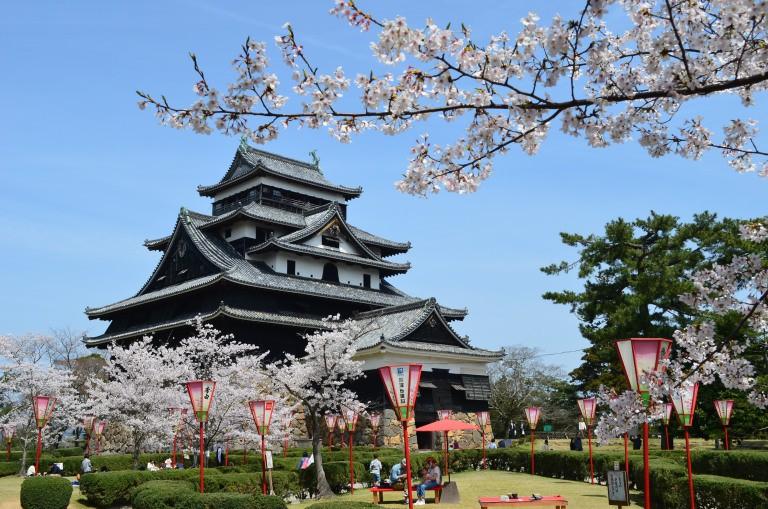 Lâu đài Matsue cổ kính