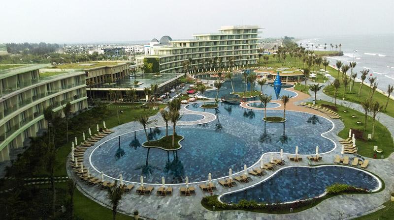 Khu nghỉ dưỡng sang trọng đạt tiêu chuẩn 5 sao tại Việt Nam