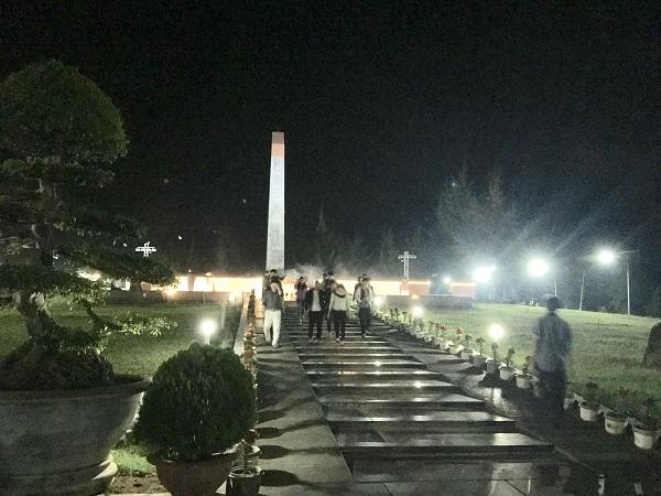 Nghĩa Trang Hàng Dương nơi yên nghỉ của các anh hùng liệt sỹ